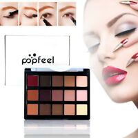 New Brand 15 Colors Eye Shadow Palette Natural Colors Durable Makeup Effect RD4