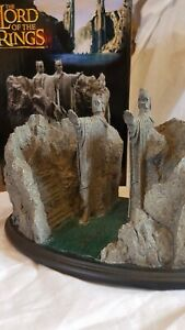 WetaTHE ARGONATH Environment from THE LORD OF THE RINGS VERY VERY RARE sideshow