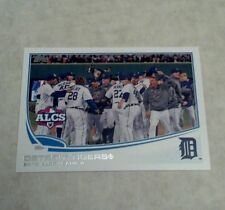 DETROIT TIGERS 2013 TOPPS CARD # 179 A0647