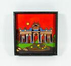 VTG St Germier Rege Carolo Anno 1778 Puerta de Alcalá Madrid Spanish Tile Art