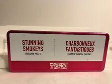 NEW Style STUNNING Smokeys Eyeshadow Palette W/mirror Makeup Kit 16 Colors