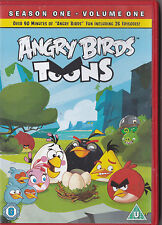 ANGRY BIRDS TOONS SEASON 1 VOLUME 1 DVD KIDS 26 EPISODES