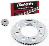 JT Chain/Sprocket Kit 12-50 Tooth 428 Pitch 71-9451 For Kawasaki KLX140