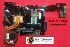 Lenovo ThinkPad X230 i5- 3rd Gen System Motherboard - FULLY WORKING AND TESTED