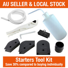 Barrow water cooling Hard Tube Bending Kit Silicone Cord Cutter Chamfering Tool