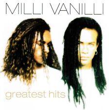 Milli Vanilli CD Greatest Hits - Europe (M/M)