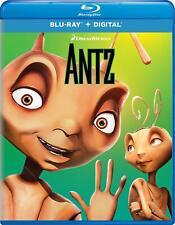 Antz [Blu-ray] New Dvd! Ships Fast!