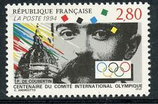 STAMP / TIMBRE FRANCE NEUF N° 2889 ** PIERRE DE COUBERTIN