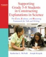 Supporting Grade 5-8 Students in Constructing Explanations in Science: The Claim