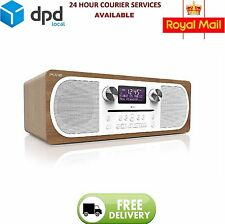 Pure Evoke C-D6 All-in-One Stereo DAB+/FM/CD/Stereo Bluetooth Radio VL-62901