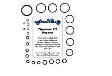 Tippmann X7 Phenom Paintball Marker O-ring Oring Kit x 4 rebuilds / kits