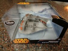 Disney Store Star Wars Snowspeeder Die-Cast Collectible Vehicle HTF New