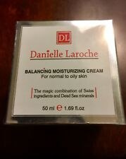 New Sealed Danielle Laroche Balancing Moisturizing Cream 1.69 fl oz / 50 ml 9/19