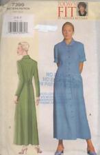 Vogue 7396 Misses Todays Fit by Sandra Betzina Dress 2 Styles Size 38-43