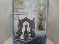 LOTR Armies of Middle Earth Orthanc Tower avec Grima Wormtongue
