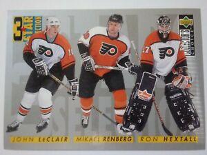 1996-97 Upper Deck Collector's Choice #326 John LeClair Philadelphia Flyers