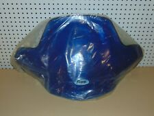 Kimpex Flare 274924 Snowmobile Windshield Blue Trans High Skidoo Rev Fixed