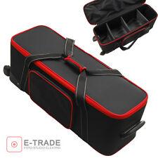 78x27x27cm Photo Portable Quality Studio Lighting Equipment Case + Wheels TS600