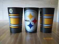 1 Pittsburgh Steelers 32 oz plastic 2016 Regular Season  Souvenior Soda Cup