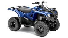 YAMAHA GRIZZLY 300 YFM30GB ATV QUAD BIKE WORKSHOP SERVICE REPAIR MANUAL