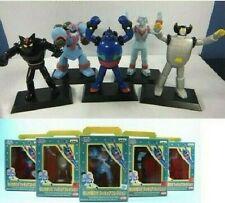 5 Figura Completo Opcional Set Yokoyama Super Robot Collection Series Banpresto