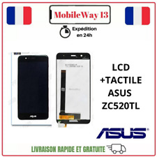 ECRAN COMPLET LCD+VITRE TACTILE NOIR ASUS ZENFONE 3 MAX ZC520TL, SANS CHASSIS