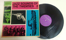 JAZZ SOUND OF THE TWENTIES 2 - DIXIELAND BANDS LP COLUMBIA 33 QPX 8031 ITALY