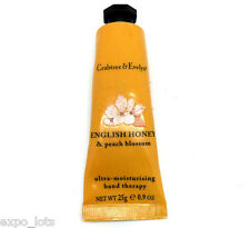 Crabtree & Evelyn ENGLISH HONEY Ultra Moisturizing Hand Therapy 0.9 oz