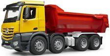 Bruder Toys MB Arocs Halfpipe Dump Truck Kids Play # 03623 NEW Mercedes