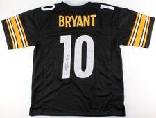 Martavis Bryant Signed Black Steelers Jersey (JSA COA) Pittsburgh Wide Receiver