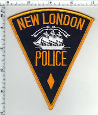 New London Police (Connecticut) Shoulder Patch - new from the 1980's