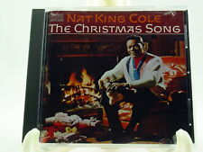 The Christmas Song by Nat King Cole (CD, 1986, Capitol)