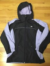 North Bay Nb Girls Small 7 8 Years Purple Lilac Hooded Coat Jacket Winter Fall