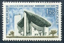 STAMP / TIMBRE FRANCE NEUF LUXE °° N° 1394A ** NOTRE DAME DU HAUT  A RONCHAMP