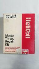 Helicoil Master Thread Repair Kit 10 24 5401 3