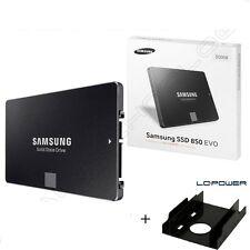 """Samsung Hard Disk SSD 500gb 850 Evo SATA 3 2.5"""" (mz-75e500b/eu) (0000027665)"""