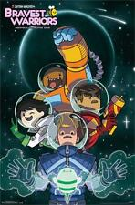 Bravest Warriors Cover Poster Print 22x34 T2216