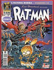 RAT-MAN COLLECTION 21 - Leo Ortolani - PANINI COMICS