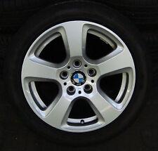 4 BMW Kompletträder Styling 243 Sommer 5er E60 BMW 225/50 R17 94H ALUFELGEN NEU