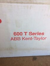 ABB 600T Kent- Taylor smart temperature transmitter k-st 628tmp5f2111112221