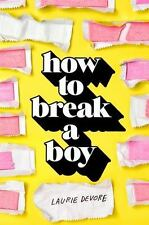 How to Break a Boy, Devore, Laurie, New Book