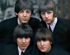 The Beatles 11x14 Affiche Ringo Starr George Harrison Paul Mccartney John Lennon
