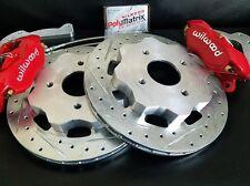 Datsun S130 280ZX New REAR Disc Brake 4 Piston Wilwood Complete Kit 79-83