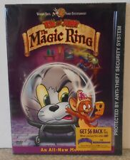 Tom and Jerry - The Magic Ring (DVD, 2002) RARE BRAND NEW