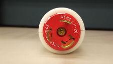 ELECTRICAL PLUG MODEL# 71120-P  250V 20A BOX OF 10pcs