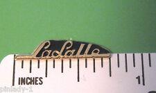 CADILLAC LaSalle  La Salle script  - hat pin , lapel  pin , tie tac  GIFT BOXED