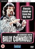 Billy Connolly: An Audience with Billy Connolly DVD (2005) Alasdair MacMillan