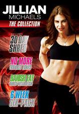 JILLIAN MICHAELS - THE COLLECTION - DVD - REGION 2 UK
