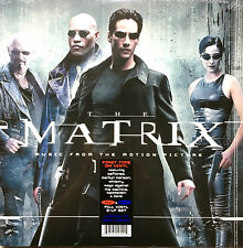 Compilation ‎2xLP The Matrix - Limited Edition 1500 copies! Red & Blue Pill - US