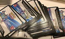 Lot De 50 Cartes Codes Pokemon